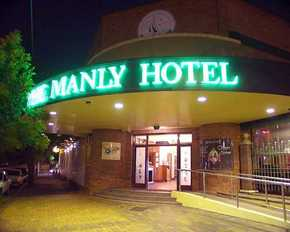 The Manly Hotel - Accommodation Coffs Harbour
