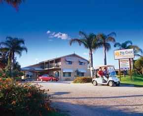 Big River Motor Inn - Accommodation Coffs Harbour