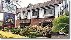 Shakespeare International Motel - Accommodation Coffs Harbour