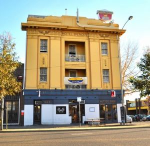 The Spencer City Central Hotel - Accommodation Coffs Harbour