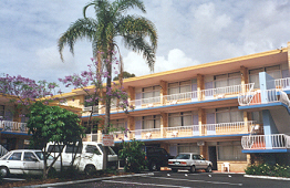 Southern Cross Motel - Accommodation Coffs Harbour