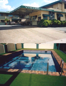 Viking Motel - Accommodation Coffs Harbour