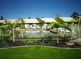 The Western Heritage Motor Inn - Accommodation Coffs Harbour