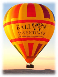 Balloon Adventures Barossa Valley - Accommodation Coffs Harbour