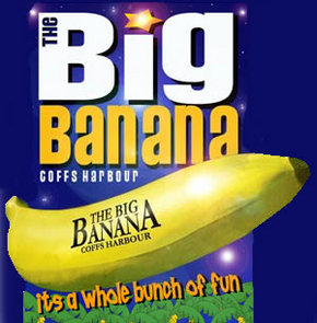 Big Banana - Accommodation Coffs Harbour