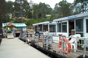 Clyde River Houseboats - Accommodation Coffs Harbour