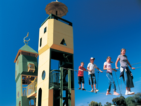 Monash Adventure Park - Accommodation Coffs Harbour