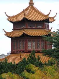 Chinese Garden of Friendship - Accommodation Coffs Harbour