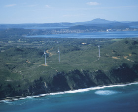 Albany Wind Farm - Accommodation Coffs Harbour