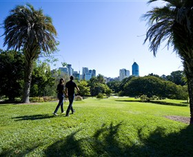 City Botanic Gardens - Accommodation Coffs Harbour