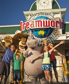 Dreamworld - Accommodation Coffs Harbour