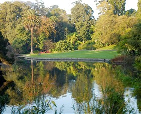 Royal Botanic Gardens Melbourne - Accommodation Coffs Harbour
