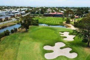 Patterson River Golf Club - Accommodation Coffs Harbour