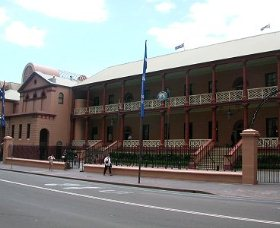 Parliament House - Accommodation Coffs Harbour