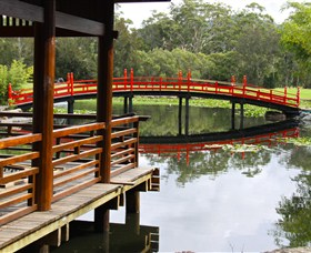 North Coast Regional Botanic Garden - Accommodation Coffs Harbour