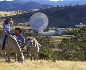 Canberra Deep Space Communication Complex - Accommodation Coffs Harbour