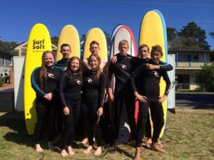Broulee Surf School - Accommodation Coffs Harbour