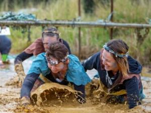 Suck It Up Buttercup Vikings Obstacle Course - Accommodation Coffs Harbour